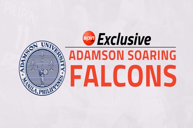 SPIN.ph Exclusive: Adamson Soaring Falcons