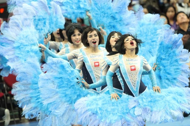 Adamson cheerdance team eyes end to 13-year absence from podium