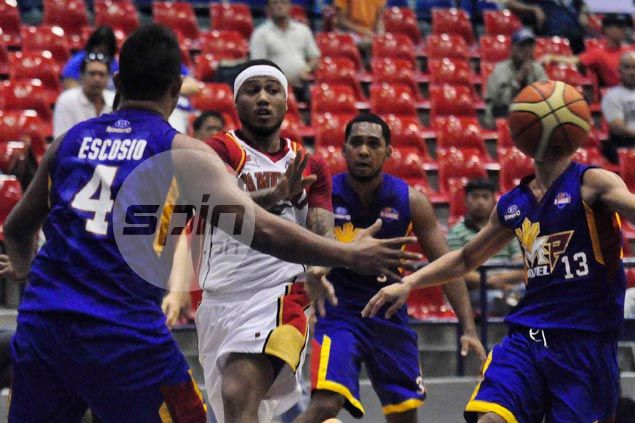 Tanduay Light recovers from horrid start to edge MP Hotel in D-League
