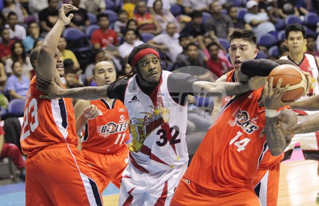 San Miguel a letdown in defense following stunning loss to Meralco, laments AZ Reid