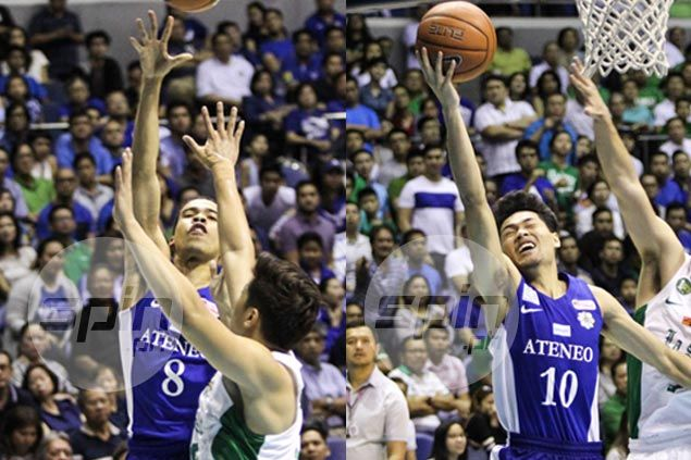 Unsung heroes Adrian Wong, Aaron Black give Blue Eagles depth ahead of playoffs