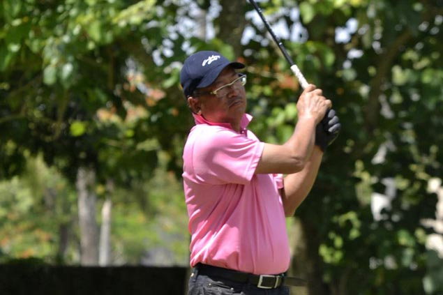 Abe Avena sets pace in NGAP Seniors Open at Summit Point