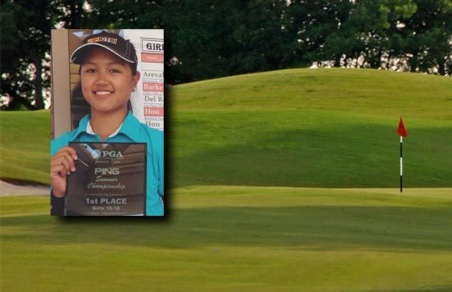 Abegail Arevalo beats Del Rosario in playoff as PH golfers sweep podium places in California