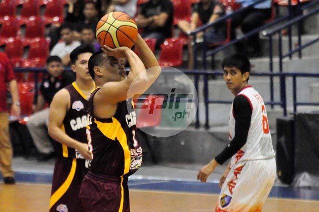 Galliguez catches fire in fourth to power Cagayan Valley to victory over AMA University