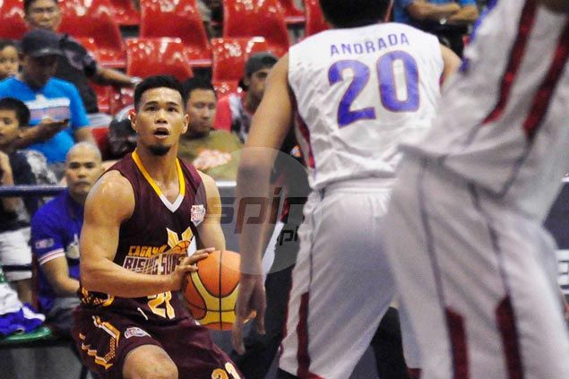 Tautuaa shines in debut but Galliguez hits the biggest shots in endgame as Cagayan Valley edges Cafe France in 2OT
