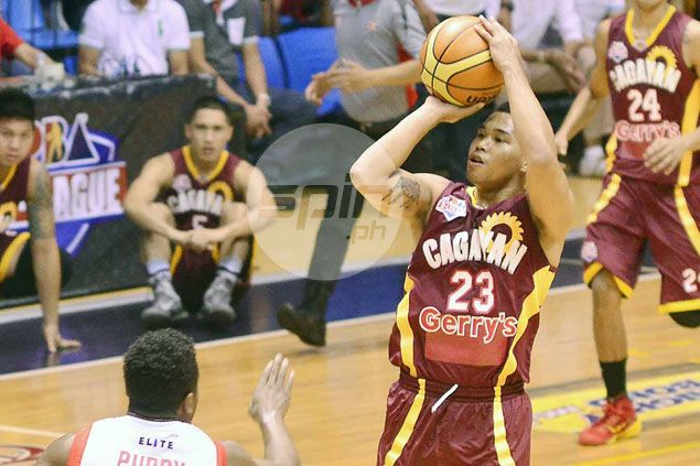 Cagayan Gerry's takes wire-to-wire win over Jumbo Plastic to snap two-game skid