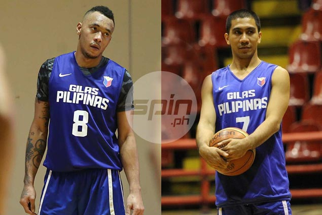 Calvin Abueva, LA Tenorio surprise final cuts of Gilas side to Olympic qualifier