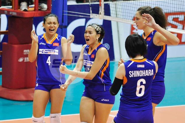 Generika gets big boost in morale ahead of semis with win over top seed Petron