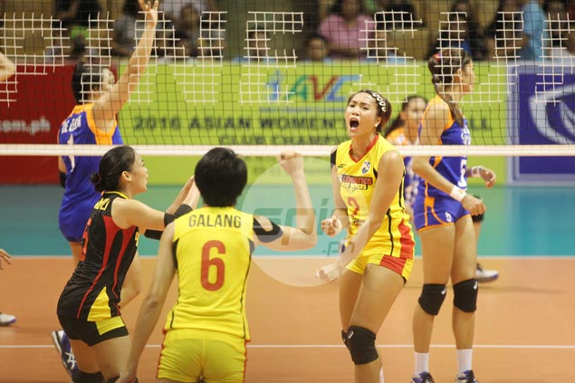 F2 Logistics whips skidding Generika to gain share of PSL lead with titleholder Petron