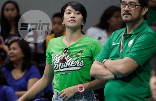 Lady Spikers' future still looks bright despite successive finals losses, says former skipper Aby Marano