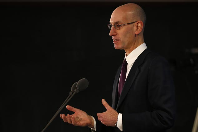 NBA chief calls All-Star weekend 'a homecoming' in Toronto, where the first Basketball Association of America game was played