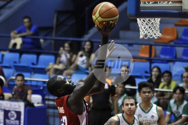 Double-doubles by Addum Mbang, Sydney Onwubere power EAC over St. Benilde
