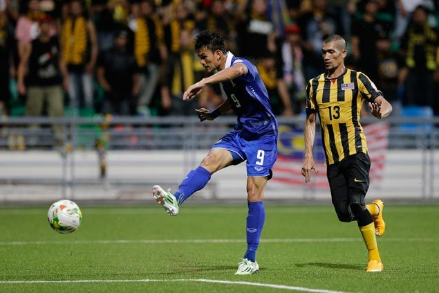 Azkals boss not taking chances as Thailand likely without strike stars in return leg