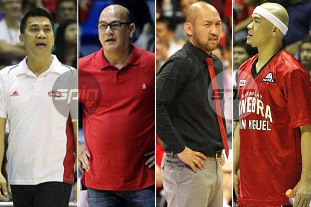 New year, fresh changes as Ginebra makes transition from Jeff Cariaso to Ato Agustin