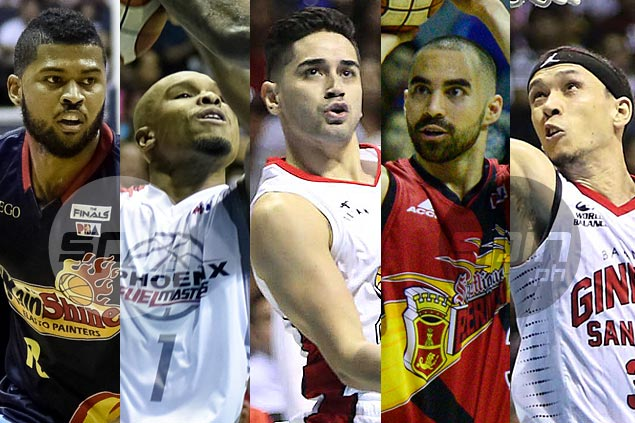 Less and less PBA teams willing to take risks on Fil-foreign players. Agents explain why