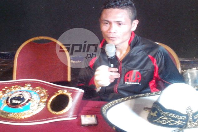 WBO champ Donnie Nietes headlines ALA's maiden US promotional fight card