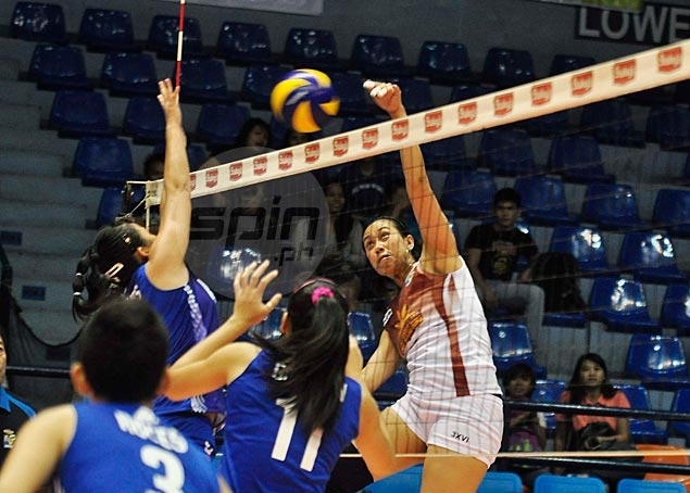 Cagayan Valley books return trip to V-League finals with sweep of PLDT