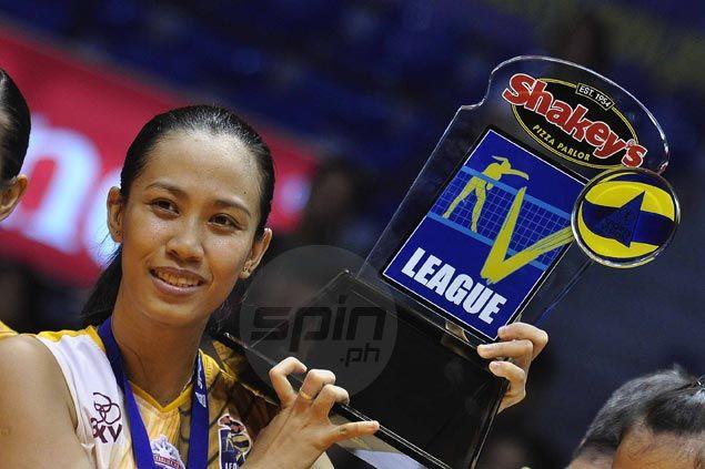 She misses son terribly, but sacrifices all worth it for V-League MVP Aiza Maizo-Pontillas