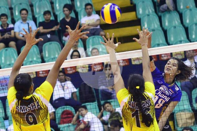 Thailand whips India to stay unbeaten in Asian U23 Womens Volleyball Championship