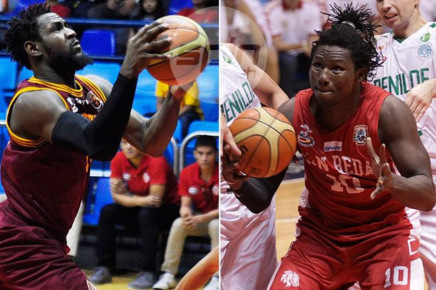 Has Ola Adeogun met his match in Bright Akhuetie? All eyes on big men as Red Lions, Altas clash