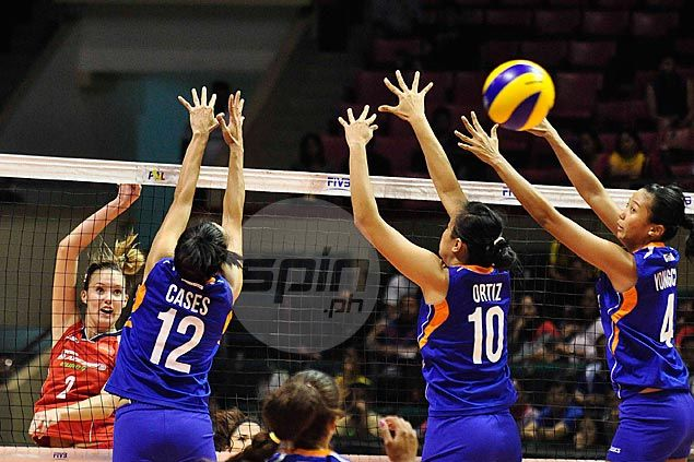 Petron Blaze one win away from first round sweep after downing RC Cola Air Force