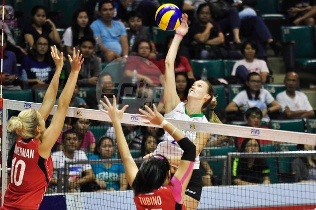 Petron goes for sweep of first round as Blaze Spikers take on winless Foton