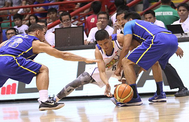 Richard Howell sparks Talk `N Text fourth quarter rampage to escape Blackwater's upset bid