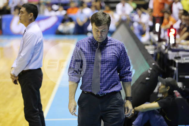 Alex Compton fires warning: 'If we play this way, Meralco's going to the finals'