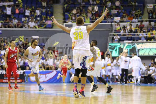 After epic SMB comeback in PH Cup, Rain or Shine determined not to let history repeat itself