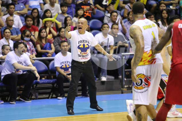 Guiao, Rain or Shine determined to go for the kill in Game Four
