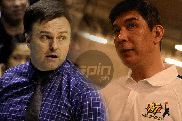 TNT, Alaska back in action after short preparation as they face off in Commissioner's Cup quarterfinals