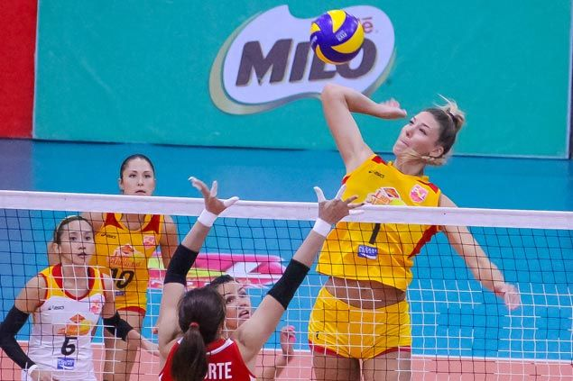 Philips Gold salvages bronze in Super Liga with four-set win over Cignal