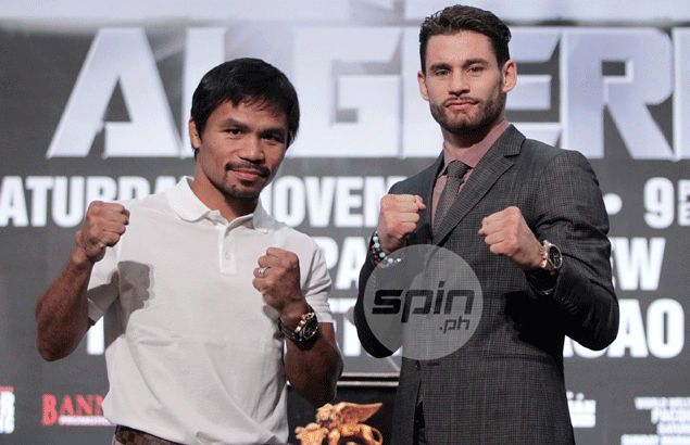 Chris Algieri camp vows a new champion and new star will emerge after fight with Manny Pacquiao