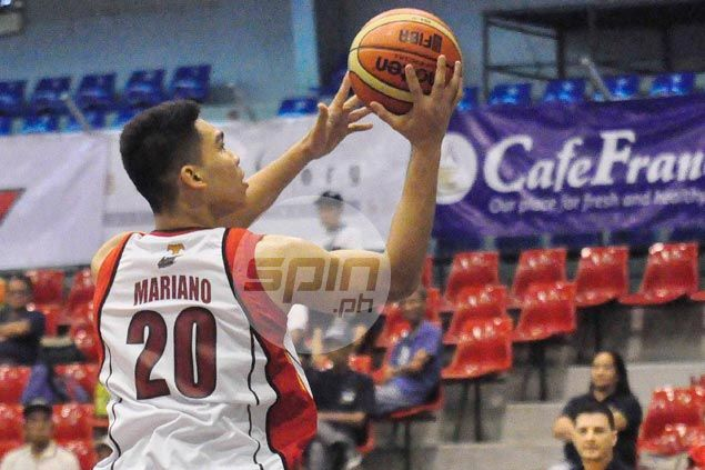 Tanduay makes light work of Racal Motors to tighten grip on sixth spot in D-League