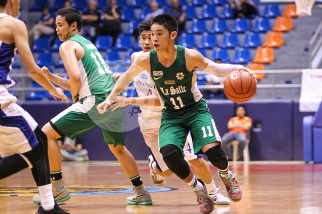 Aljun Melecio stars anew as DLS-Zobel edges Ateneo to tighten grip on second spot