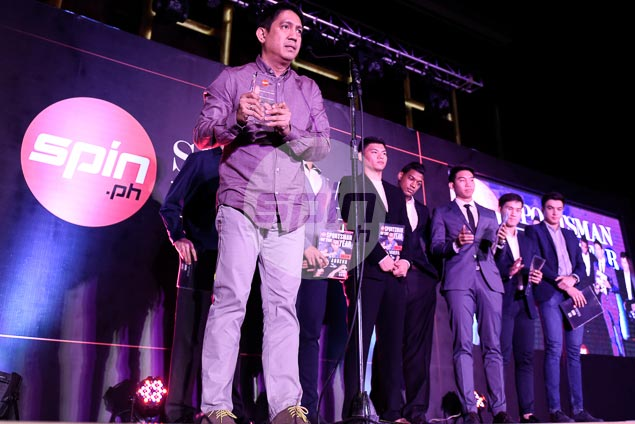UP Maroons receive Spin.ph award for Sportsmen Who Care, call on fellow athletes to give back