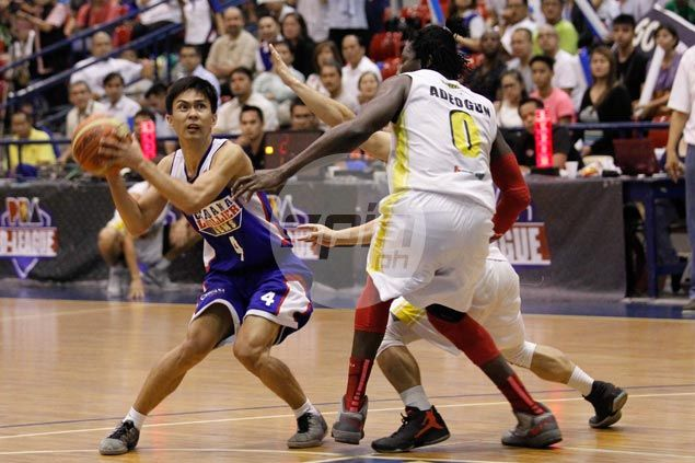 Allan Mangahas hoping 40-point explosion will merit him second look from PBA teams