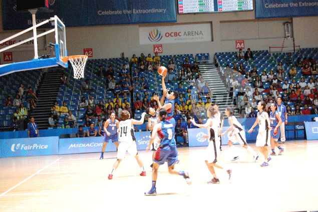 Perlas Pilipinas bows to reigning champ Thailand in SEA Games 'championship match'