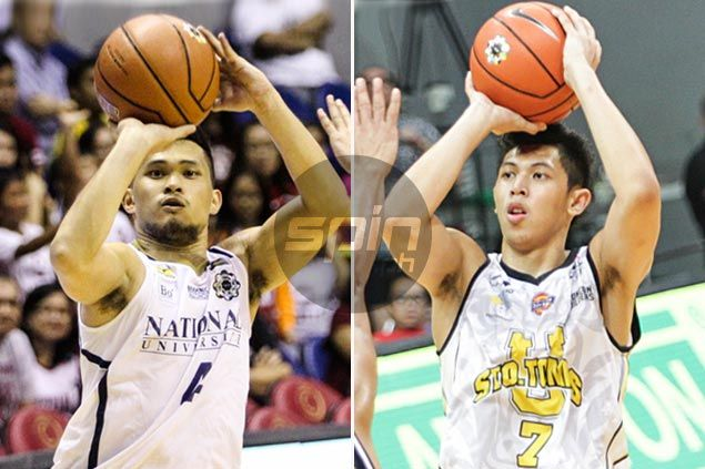 NU top scorer Gelo Alolino, UST main man Kevin Ferrer reinforce UP Maroons' D-League squad