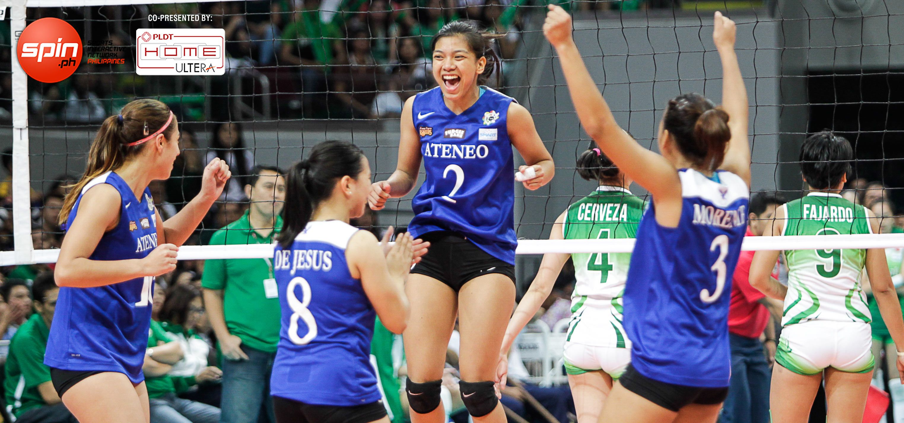 <em>Spin.ph</em>&nbsp;Top 10 Sports Heroes of 2015: Alyssa Valdez, the Game Changer