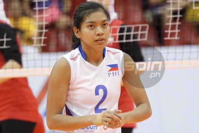 Alyssa Valdez says young Philippine team gained a lot in short stint in SEA Games