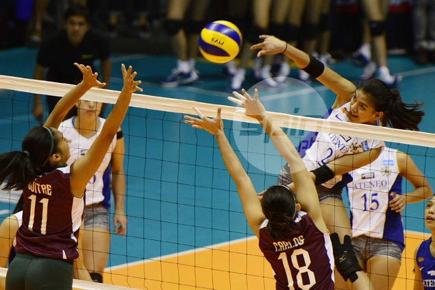 Ateneo looks to stretch streak to six as Lady Eagles take on struggling Lady Warriors