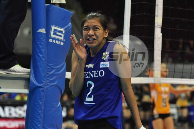 Alyssa Valdez welcomes competition for places in 18-woman PH pool for Asian Under-23s