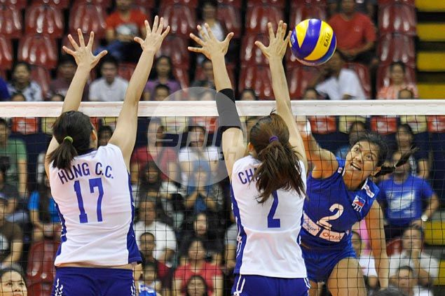 Philippine women's volleyball squad drawn to play Indonesia in SEA Games opener