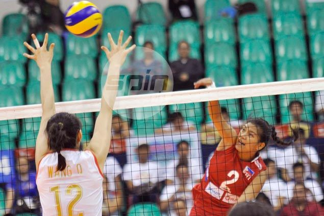 China survives scare from brave Philippines, makes Asian Under-23 volleyball semifinals