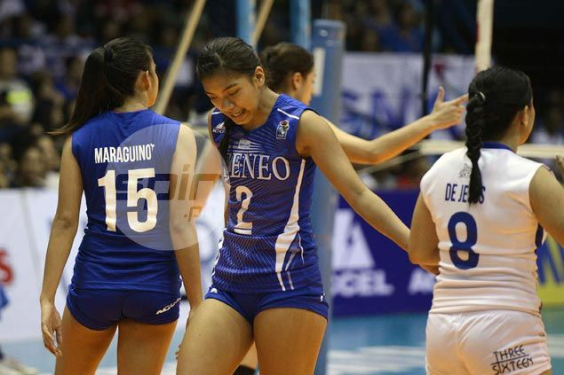 Alyssa Valdez vows to bounce back after Lady Eagles' dismal performance against inspired Lady Bulldogs