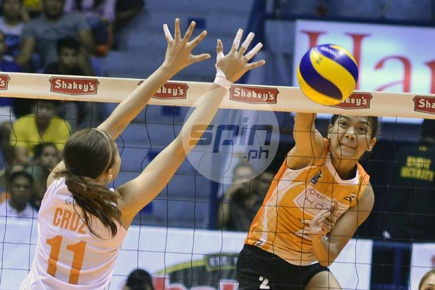 PLDT stretched to five sets by Meralco but preserves unblemished slate in V-League