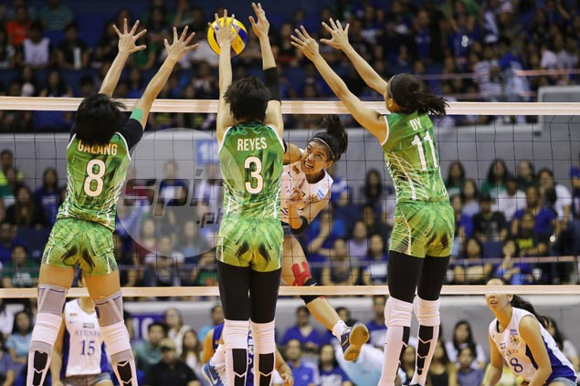 Alyssa Valdez admits Ateneo lacked confidence, says Lady Spikers simply sharper