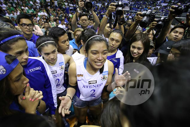 Domestic leagues beckon, but Alyssa Valdez also considering offers to play overseas