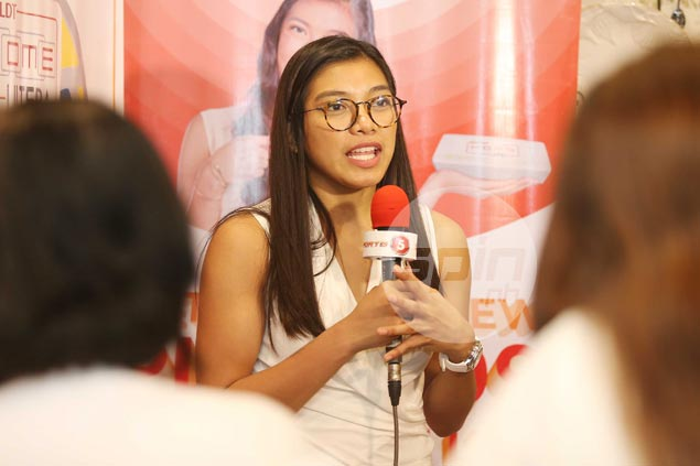 Alyssa Valdez confirms she'll be playing in V-League, but yet to commit to any team